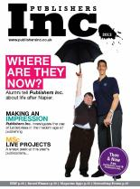 Publishers Inc Cover 2013