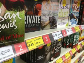 Supermarket Book Sweep