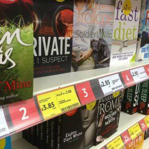 Supermarket Book Sweep