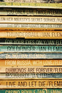 Fleming's_paperback_Bonds